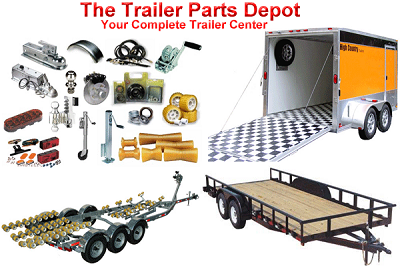 Largest Trailer Parts for Boats and Automobiles from North East Marine