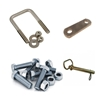 Hardware U-Bolts, Fasteners, Pins