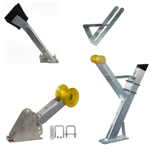 Venture Trailer Winch Stands & Winch Seats