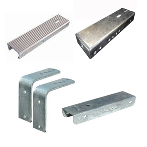 Trailer Fender Brackets