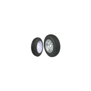 Trailer Tire And Wheel (Bias Ply)