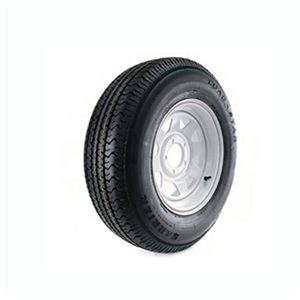 Tire & Rim 13 Inch (Bias Ply) Load Star