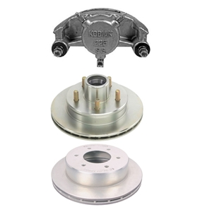 Brake Disc Calipers & Rotors