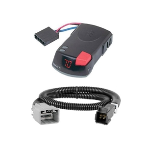 Electric Brake Controllers & Wiring
