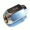 LUG NUT 1/2-20 CHROME SHORT LR 13/16
