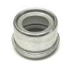 "Image - Dexter E-Z Lube Grease Cap, 2K & 3.7K Axle Hubs With 1.98"" Diameter, Cap Only - Needs Rubber Plug Sku# 27-379"