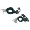 Hopkins Endurance # 47890, 5-Wire Vehicle and Trailer Side Connectors w/ Pigtails