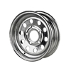 "Image - 12"" X 4"" Rim - 5 On 4-1/2"" Hd Galvanized Modular Wheel (20167Hd)"