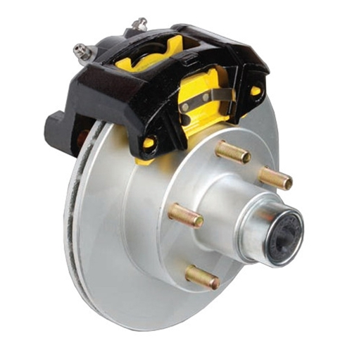 "Image - Dexter 82113 Vented Disc Brake 9.6"" Galv-X Coated (82113)"