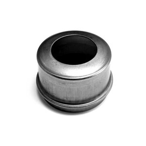 "Image - Knott Grease Cap, 2K & 3.7K Axle Hubs With 1.98"" Diameter. Cap Only - Rubber Plug Sku# 2019.07K Needed"