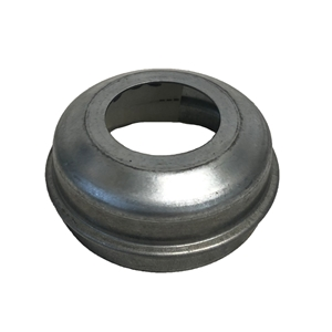 "Image - Ufp Super Lube / E-Z Lubegrease Cap With Plug, 4.2K Axle Hubs, 2.33"" Diameter, Sold As Each"