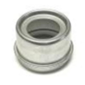 Image - Dexter E-Z Lube Grease Cap, 5.2K - 6K Axle Hubs With 2.44 Diameter, Cap Only - Needs Rubber Plug Sku# 27-379