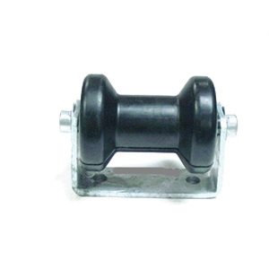 "Image - 4"" Spool Roller Bracket Assembly Fits 2-2.5"" Tongue Ce Smith# 32100G"