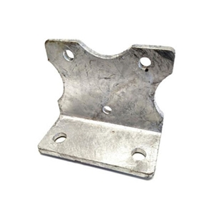 Image - Dexter / Titan Brakerite Mounting Bracket For Load Rite Trailers
