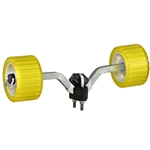 Image - Boat Trailer Roller Arm Assembly, Fits Venture-Style Pivot Bars And Fits Sku # 86550