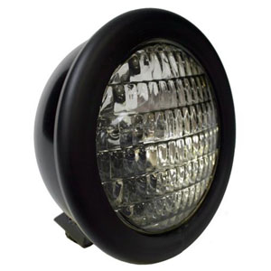 Image - Utility Work & Tractor Light Round
