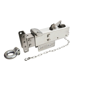 Image - Dexter / Titan Model 20, 20,000# Capacity Disc Brake Actuator, With Lunette Eye